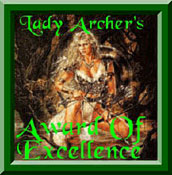 Lady Archer Award Of Excellence